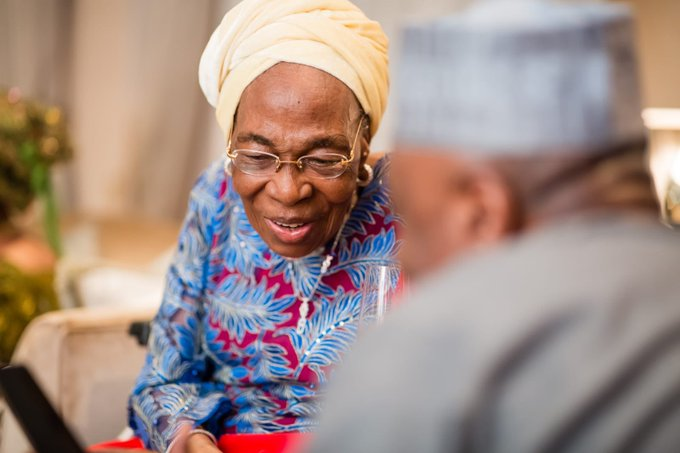 85 Years Of Immense Love - Bukola Saraki Celebrates Mum On Birthday