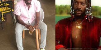 Adekunle Gold and Tobi Laud KOKO TV Nigeria