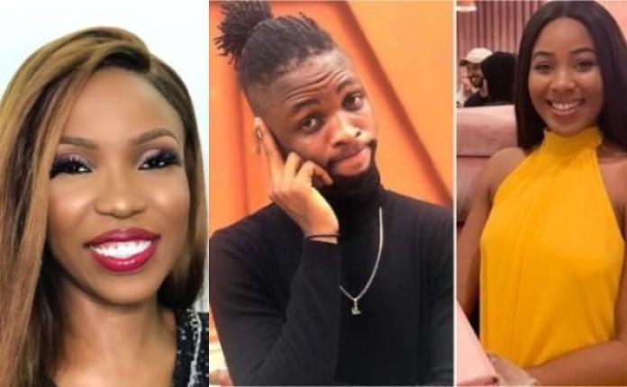 Kemi Lala Akindoju Speaks On Erica And Laycon's Situation