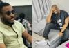 Don Jazzy and Ozo KOKO TV Nigeria