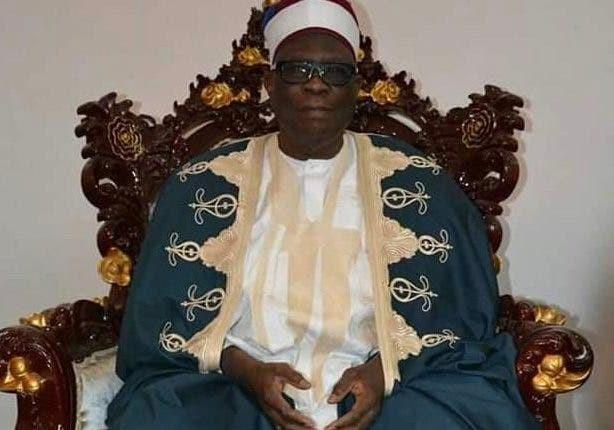 Emir Of Biu Alhaji Mai Umar Mustapha Aliyu