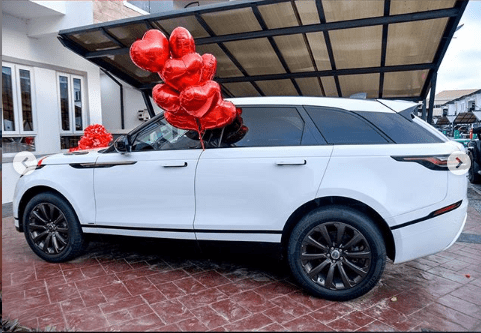 I Want It, I Got It - Mercy Eke Acquires Range Rover Velar