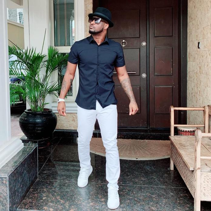 Peter Okoye Slams Trolls After Being Called Out For Wearing A Fake Richard Millie