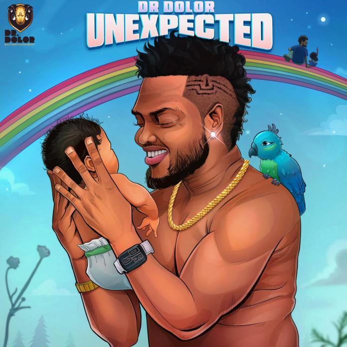 Dr Dolor Releases Debut Album 'Unexpected'