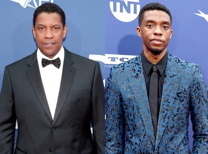 Denzel Washington Speaks On Chadwick Boseman