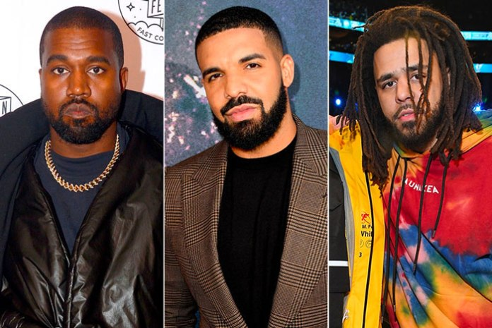Kanye West Demands Public Apology From J. Cole And Drake