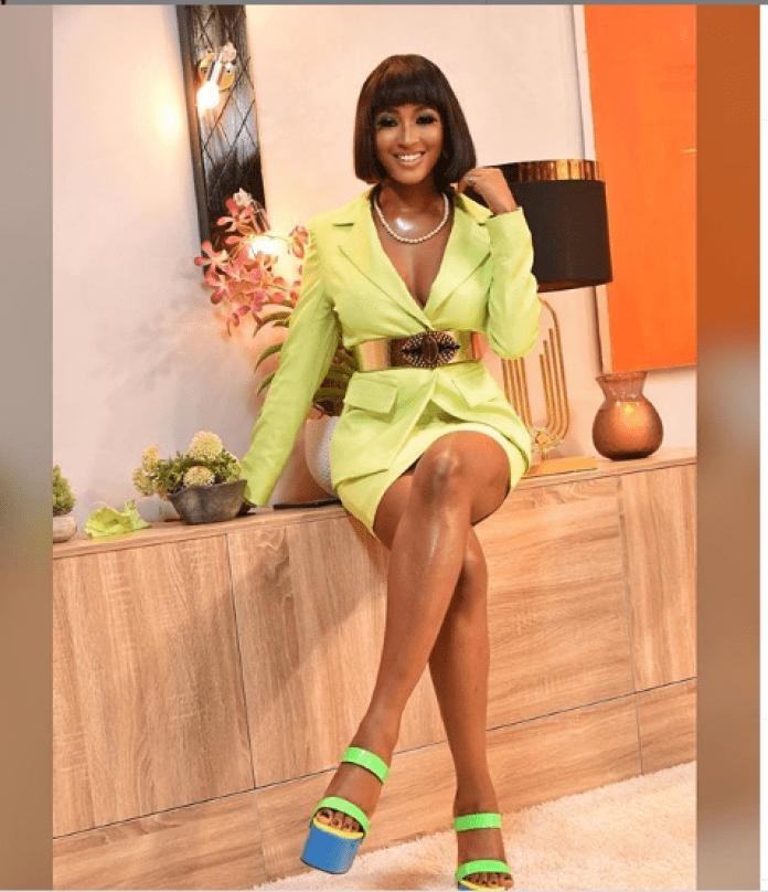Kim Oprah Shows Us How To Make Stunning Fashion Statements In Green