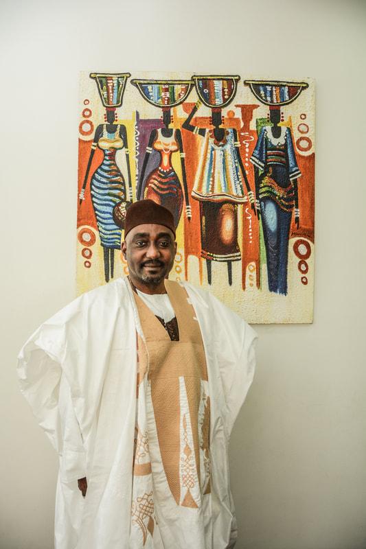 Emir Of Zazzau Alhaji Ahmed Nuhu Bamali