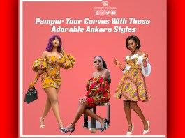 It's The Baby Girl Week! Pamper Your Curves In These Ankara Styles