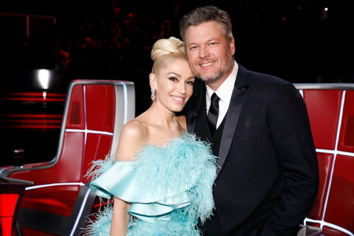 Gwen Stefani And Her Lover Blake Shelton Are Engaged