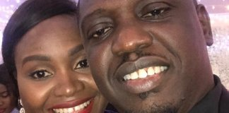 Illbliss and wife Munachiso