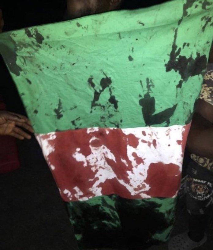 Lekki Massacre Lagos