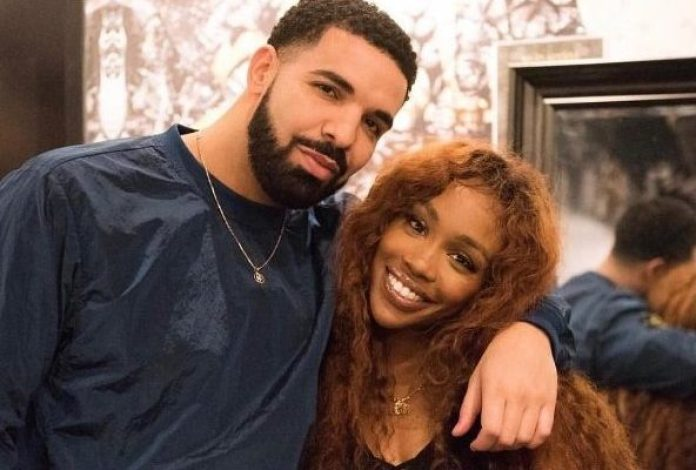 SZA Confirms Dating Drake In 2008