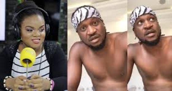 Sandra Ezekwesili and Paul Okoye