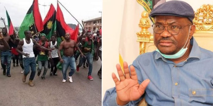 Wike Signs Oder Against IPOB, Declares It A Terrorist Group