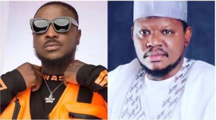 Peruzzi Drags Adamu Garba For Saying He Will Take Twitter CEO, Jack Dorsey, To Court.