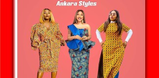 Serve Style And Poise In These Ankara Styles