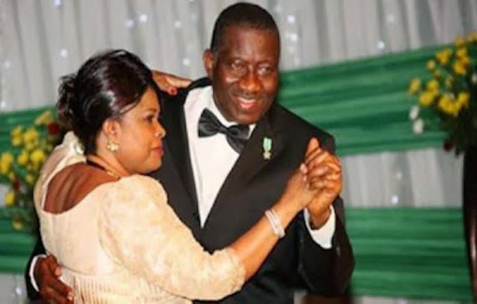 Patience Jonathan To Hubby Goodluck Jonathan