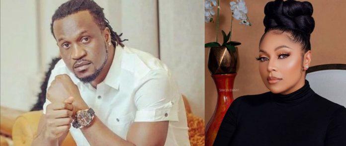 Paul Okoye Calls Out Lola Okoye Over Her Birthday Post