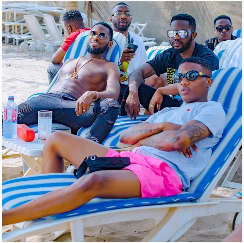 Made In Lagos: 'I Am So Proud Of You' – D'Banj Congratulates Wizkid On New Album