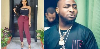 Davido and Maureen