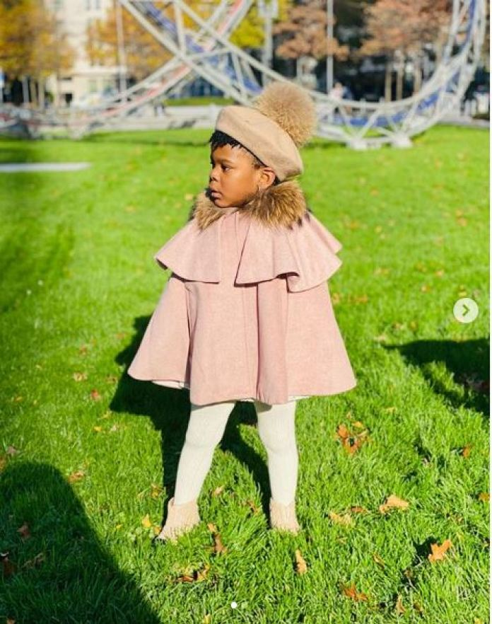 Patoranking Shares Stunning Photos Of His Daughter Wilmer