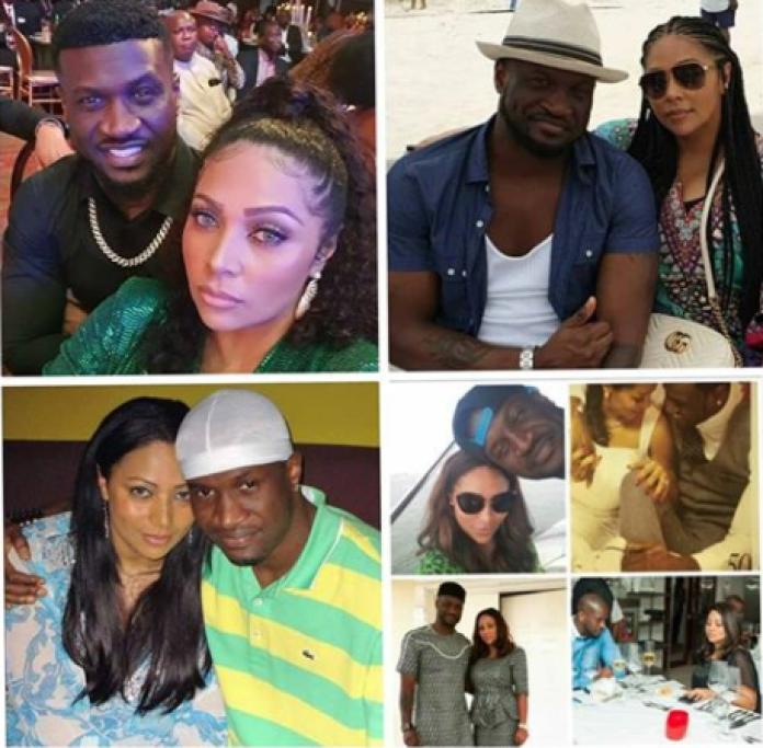 Peter Okoye And Wife, Lola, Celebrate 7th Wedding Anniversary