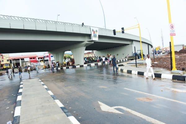 Lagos Agege Pen-cinema Bridge Babajide Sanwo-Olu