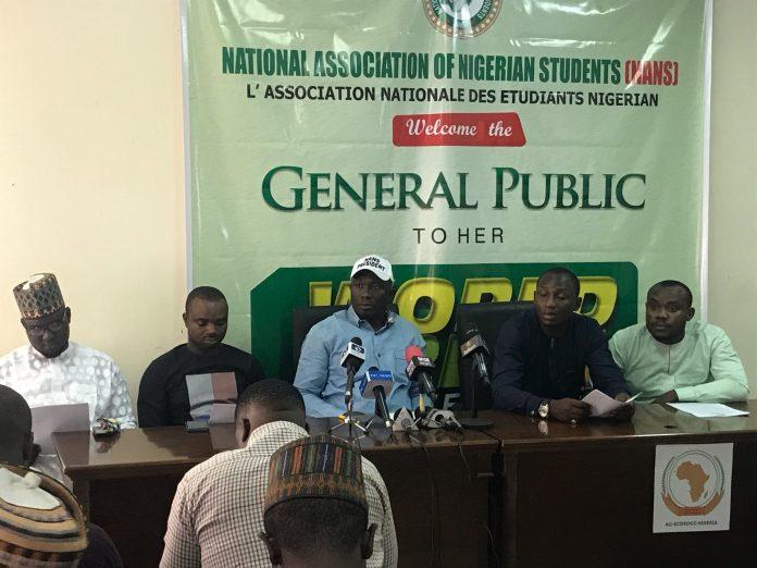 June 12 Protest: NANS Calls Off Protest, Distances Self From Buhari-Must-Go, Secession