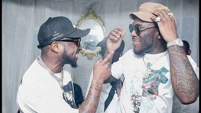 May D Speaks About Davido And Burna Boy's Biff