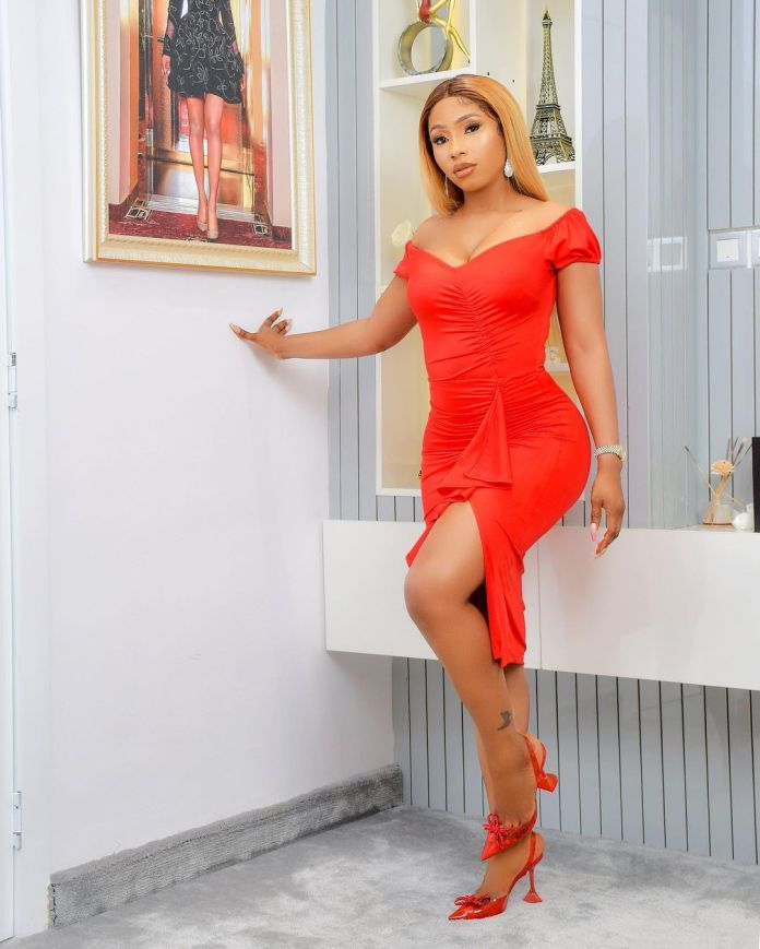 Mercy Eke Asks For Forgiveness From Anyone She Has Offended