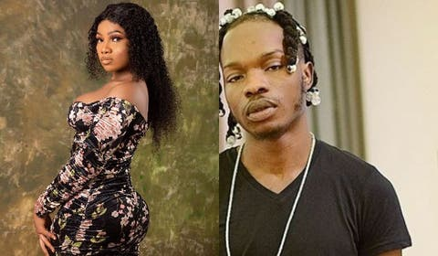 Naira Marley AND Tacha