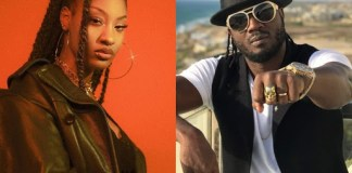 Tems and Bebe Cool