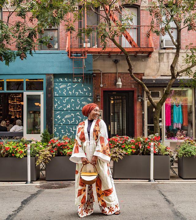 Aissatou Balde Is The Modest Style Blogger Pushing Boundaries Of Muslimah Fashion
