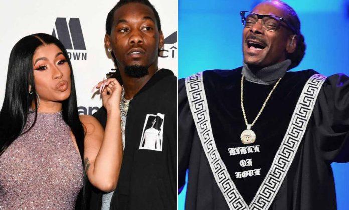 "Offset Drags Snoop Dogg For Criticising Cardi B's Hit Single ""WAP"""