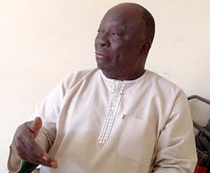 Afenifere leader Ayo Adebanjo