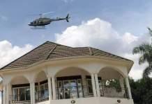 Bobi Wine's house