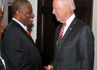 Your Election Is Proof That Democracy Is A Journey - GEJ To Biden, Harris