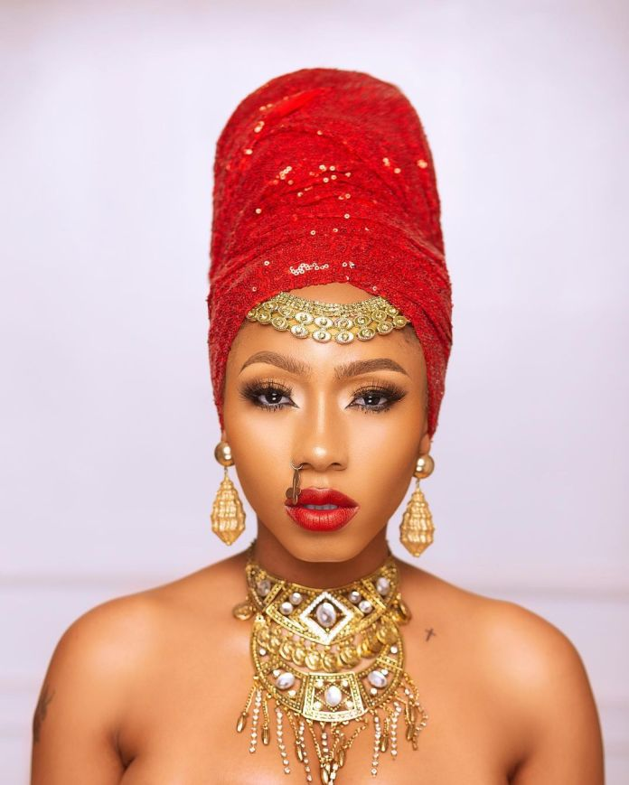 BBNaija's Mercy Eke Declares