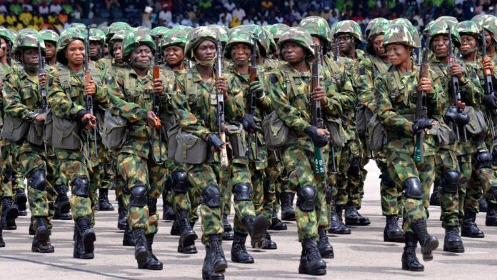 Soldiers Fighting Boko Haram Terrorists Protest Poor Equipment And Unpaid  Allowances In Borno - Tripale