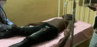Police beats UNILAG student John Akinwale to coma