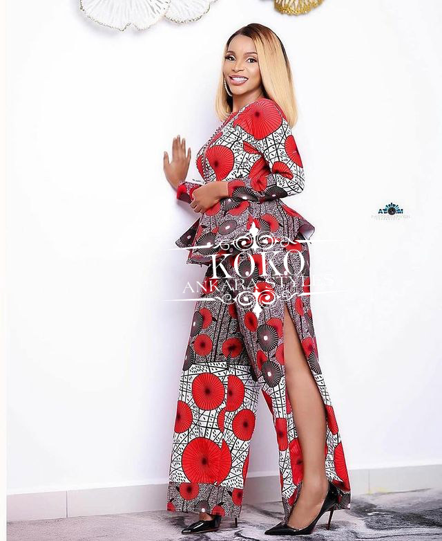 Build Up Your Wardrobe For The Year In These Fabulous Ankara Styles