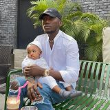 DJ Spinall Shows Off His Son In Stunning New Snaps