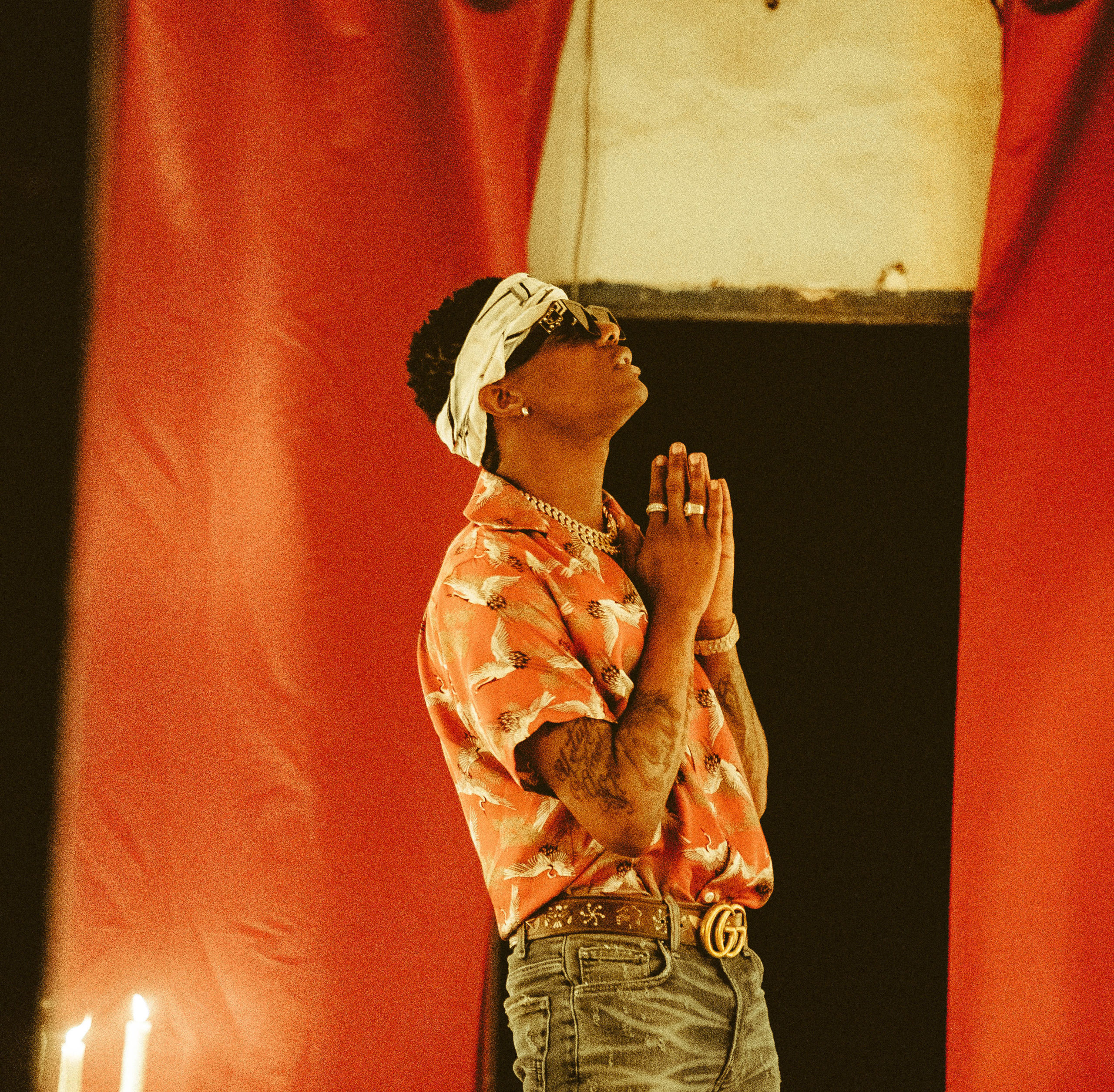 I Have 3 Sons That I Love With All My Heart - Wizkid Tells Apple Music His Goal As A Parent