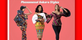 It's All About The Drama! Go Dramatic This Week With These Phenomenal Ankara Styles