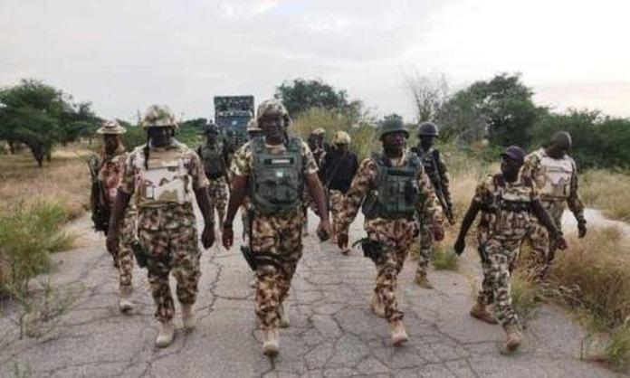 Boko Haram Sambisa Forest KOKO TV Nigeria 1