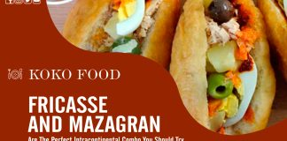 Fricassee And Mazagran Are The Perfect Intracontinental Combo You Should Try