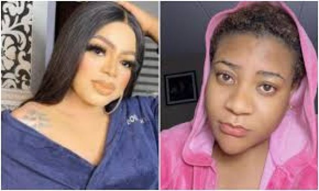 You Dey Learn Work From Me - Bobrisky Drags Nkechi Blessing Again
