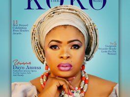 KOKO Weekly Magazine: Unapologetical Dayo Amusa Opens Up On Career, Life And Family
