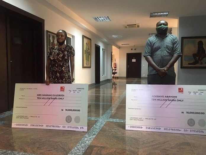 Lagos Judicial Panel Of Inquiry Awards N10m Each To 2 Petitioners And Victims Of Police Brutality